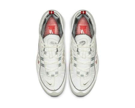 Buty Nike Air Max 98 (CD1538-100) Summit White