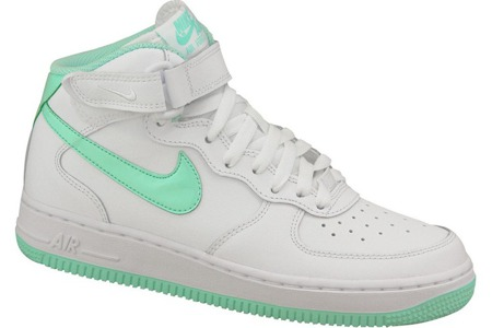 Buty Nike Air force 1 Mid GS 518218-107
