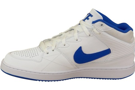 Buty Nike Priority Mid White / Game Royal