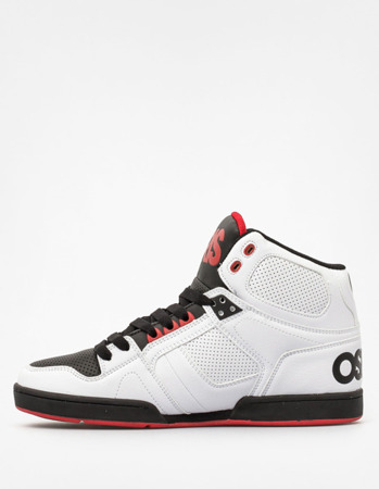 Buty OSIRIS NYC83 (white/black)