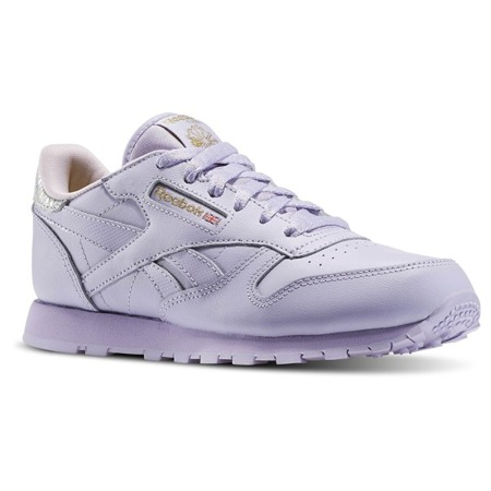 Buty Reebok Classic Leather Metallic BD5543 Lavenadar