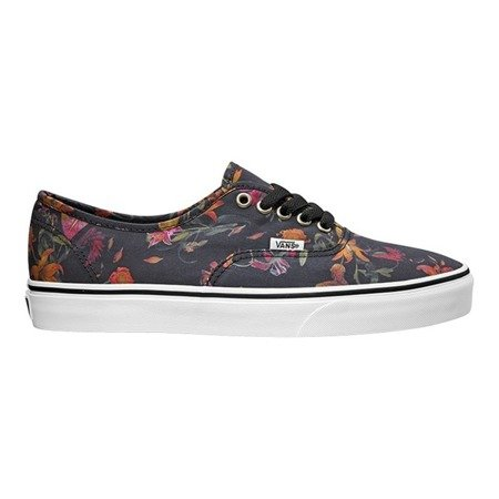 Buty Vans Authentic Black Bloom