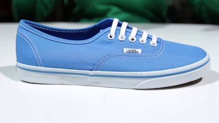 Buty Vans Authentic Lo Pro neon blue