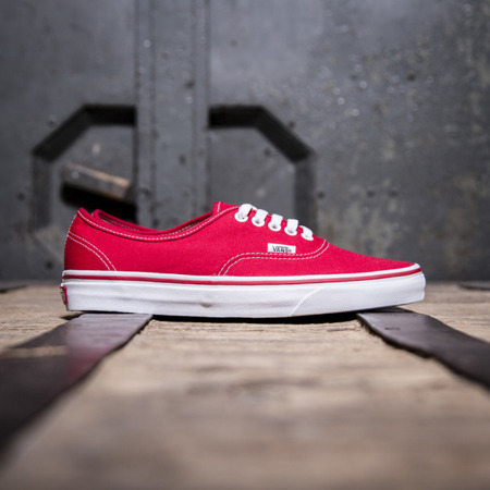 Buty Vans Authentic red