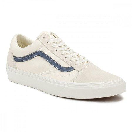 Buty Vans OLD SKOOL White Vintage Indigo | Obuwie