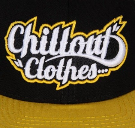 Czapka Chillout Clothes The One Yellow