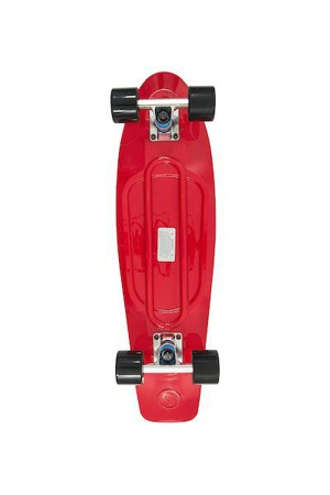 Deskorolka Big Fish Skateboards Red/Steel/Black