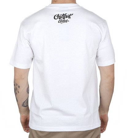 Koszulka Chillout Clothes KR White