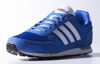 Buty Adidas City Racer F97872 Blue/White