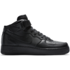 Buty NIke Air force 1 MID gs 314195-004 Black/Black